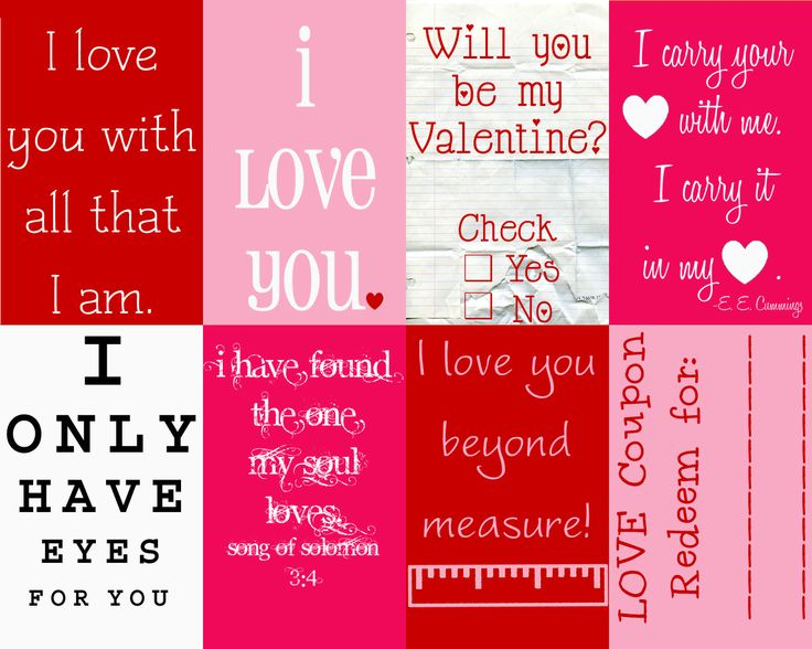 simple valentine quotes for friends