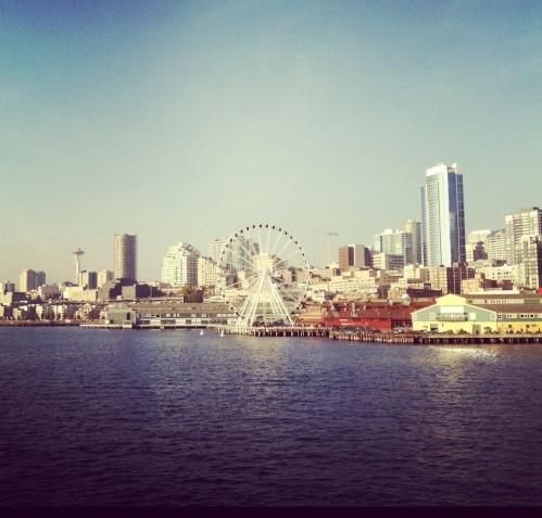 Seattle: My sweet, beautiful, sometimes maddening city.