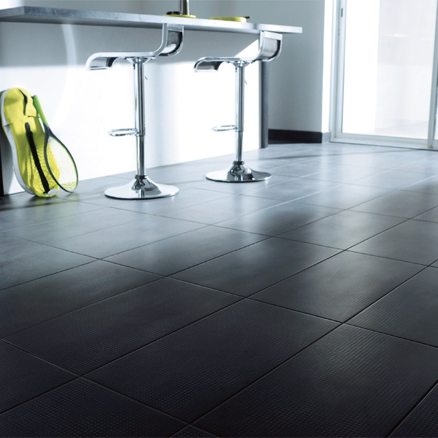 Carrelage anthracite urban deep 30 x 60 cm castorama for Carrelage 60x30