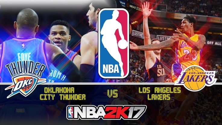 Oklahoma City Thunder vs Los Angeles Lakers|On The Green|NBA Matchday Si...
