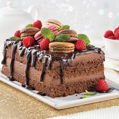 Gâteau-mousse chocolat et café - Recettes - Cuisine et nutrition - Pratico Pratique