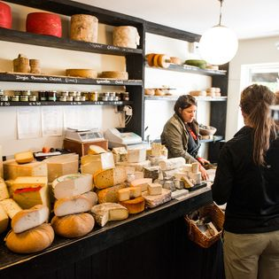 The Little Cheese Shop, Dingle, Ireland