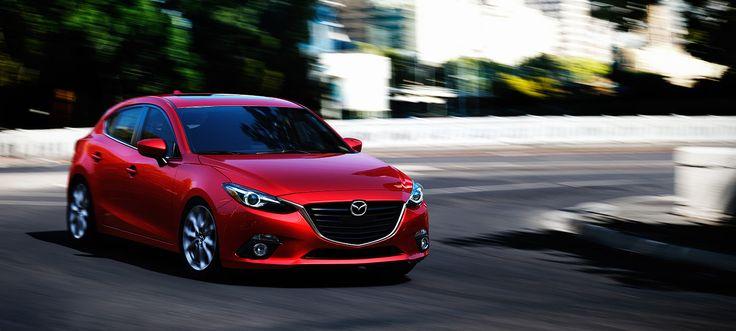 Find your new favorite road in the Mazda3 5-Door. #Mazda #DrivingMatters