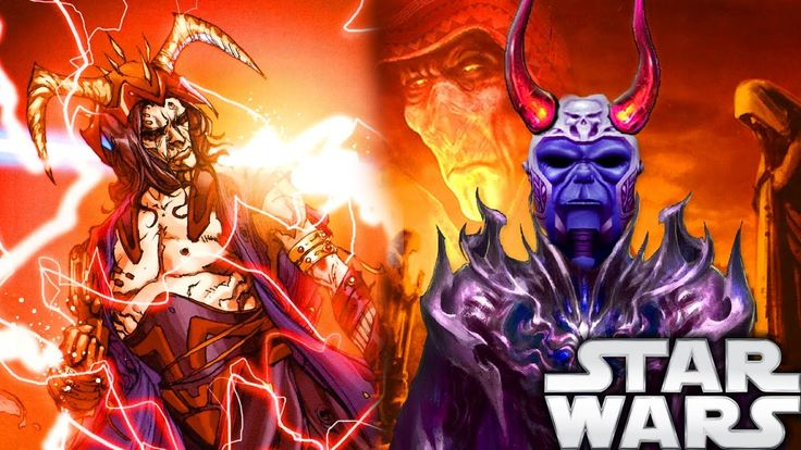 The First Sith Ghost - Immortal Lord Marka Ragnos - Star Wars Explained