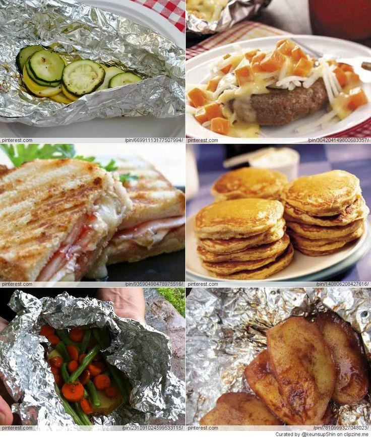 Best Camping Recipes Easy Camping Food Ideas: 16 Best Images About Mad - Camping On Pinterest
