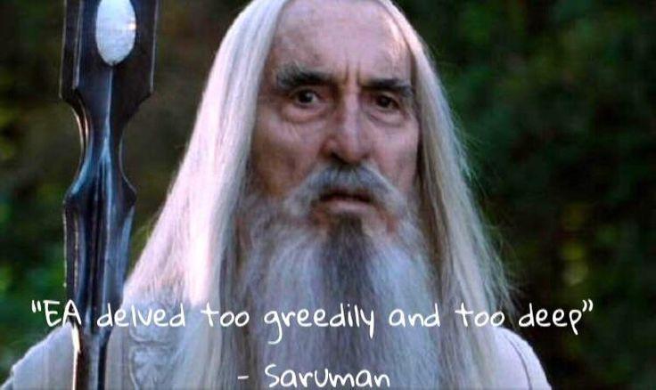 Saruman knew it... #funny #meme #LOL #humor #funnypics #dank #hilarious #like #tumblr #memesdaily #happy #funnymemes #smile #bushdid911 #haha #memes #lmao #photooftheday #fun #cringe #meme #laugh #cute #dankmemes #follow #lol #lmfao #love #autism #filthyfrank #trump #anime #comedy #edgy