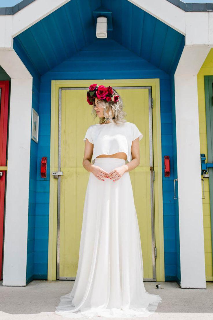 Our Barry Island Shoot On Bespoke Bride | Bespoke-Bride: Wedding Blog