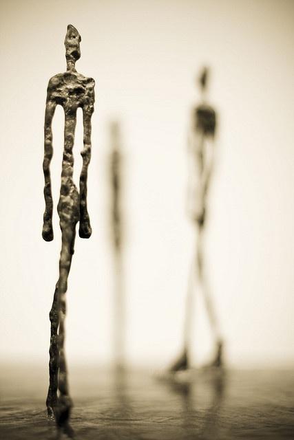 Giacometti #sculpture #giacometti