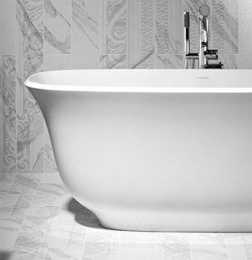 Amiata | Victoria And Albert Volcanic Limestone Modern Freestanding Baths | Victoria and Albert Baths | Baths | PT Ranson
