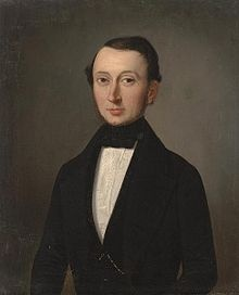 Portrait of a Creole Gentleman, 1835 Attributed to Julien Hudson