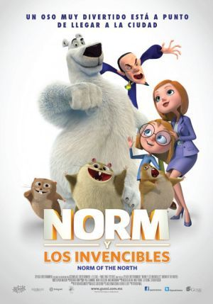 Norm y los invencibles [2016][BRrip 720P]