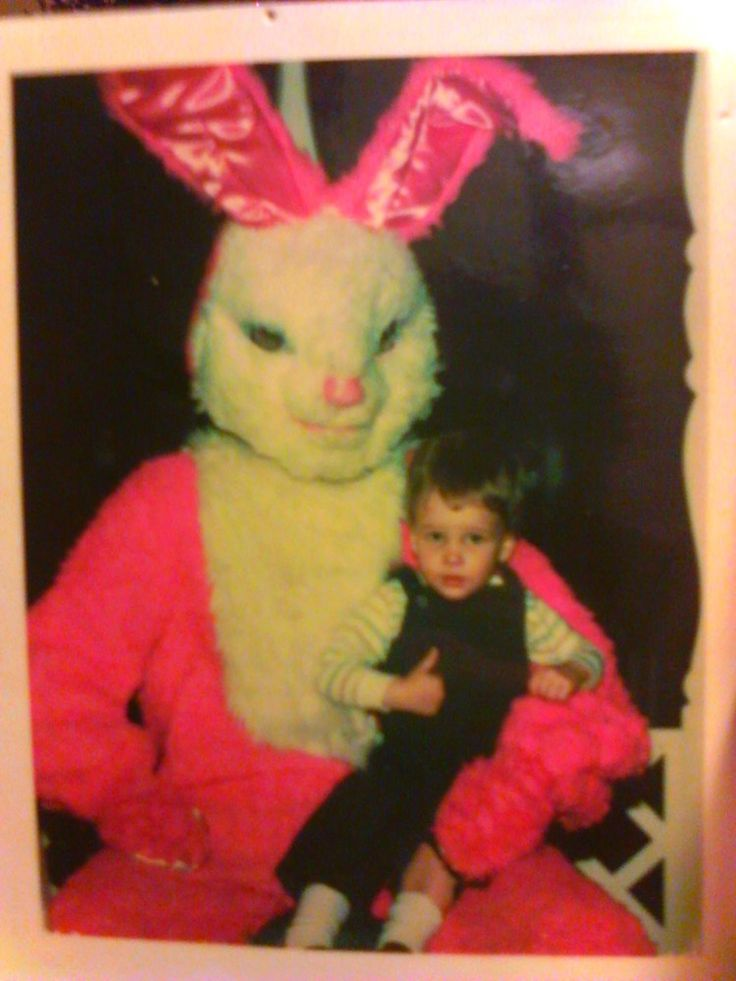 Best The Scary Easter Bunny Images On Pinterest Bunnies The - 26 creepy easter bunnies