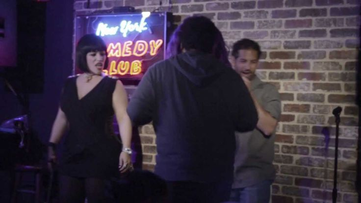 """Sissy Training with Lady Zombie - """"PAID or PAIN"""" - NY Comedy Club - Host..."""