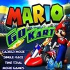 Mario Go Kart - Juego de Carreras Mario Bros en un Kart
