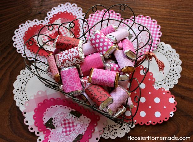 117 best WRAPPED CANDY BARS images on Pinterest | Chocolate bars ...