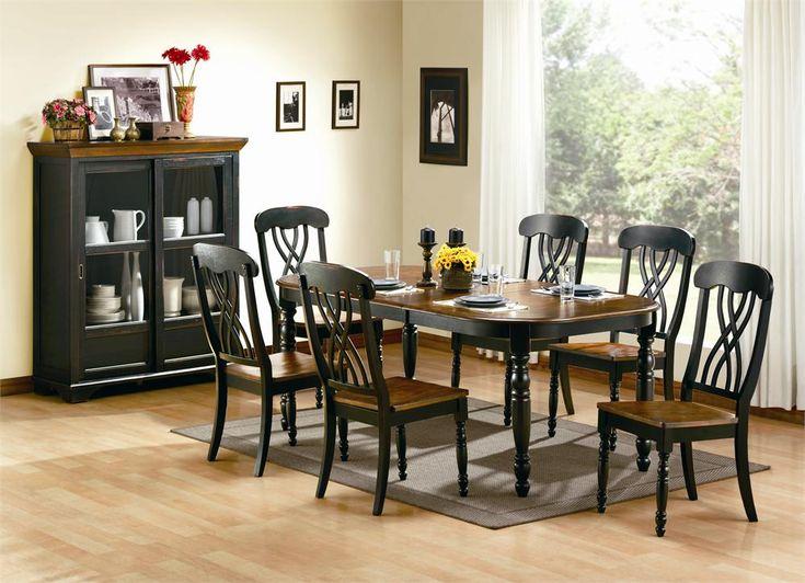 black dining room sets dining table ideas pinterest dark room