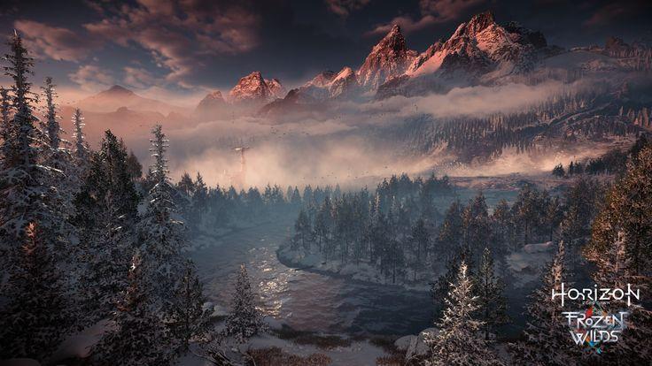 Image result for Horizon Zero Dawn: The Frozen Wilds
