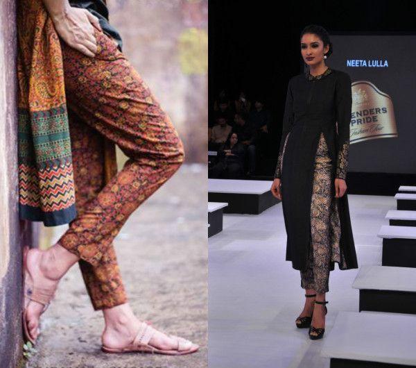 Kalamkari Trousers