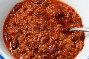 Grey Cup Chili