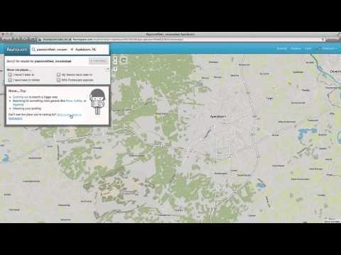 Die #pedicure in #Roosendaal is wel populair. Laatst hebben we haar bedrijf al aangemeld op #TomTom Places, #Facebook Pages, #Yelp etc. In bijgaande instructievideo laat ik zien hoe je een volgende waardevolle citation (bedrijfsvermelding) kunt krijgen en wel op Foursquare. Ook in deze video wordt de pedicure uit Roosendaal weer aangemeld. - Zie ook: http://www.youtube.com/watch?v=KlfR7sl9-kI