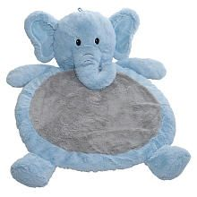 Bestever Grey Elephant Baby Mat- Boys Nursery