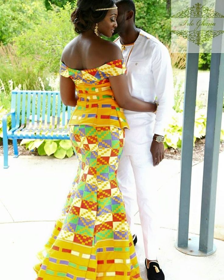11 best images about kente on pinterest fashion ankara for African dress styles for weddings