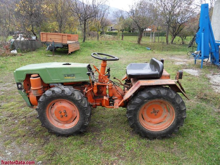 Opinion you Small garden tractors vintage or antique those