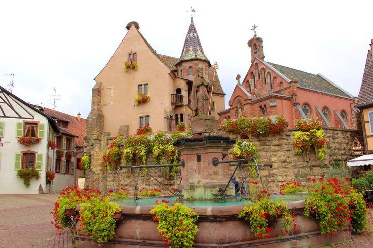 Eguisheim, Alsace. Livingeneva.com