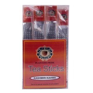 Tea Sticks - Kashmiri Kahwa #Tea #TeaSticks #Kashmiri Kahwa #Refreshing #Aroma #Taste #Kashmir #Sticks