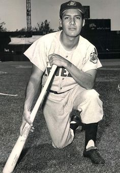 "APRIL 2, 1924 – October 26, 2004:Bobby Avila:  	 ""Like Bob Lemon, Al Rosen, and Bob Feller, Mexico's Bobby Avila was one of Cleveland's true stars of the 1950s. That status was remarkable considering that Avila was a professional soccer player - and dreamed of being a bull fighter - before he learned how to play baseball from a book authored by former big league pitcher Jack Coombs."" - Baseball: The Biographical Encyclopedia"