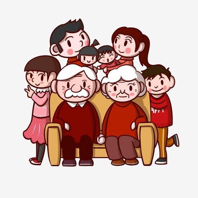 การ ต นครอบคร ว คล ปอาร ต ภาพต ดปะครอบคร ว ครอบคร วภาพ Png และ Psd สำหร บดาวน โหลดฟร Family Cartoon Family Drawing Cartoon Clip Art