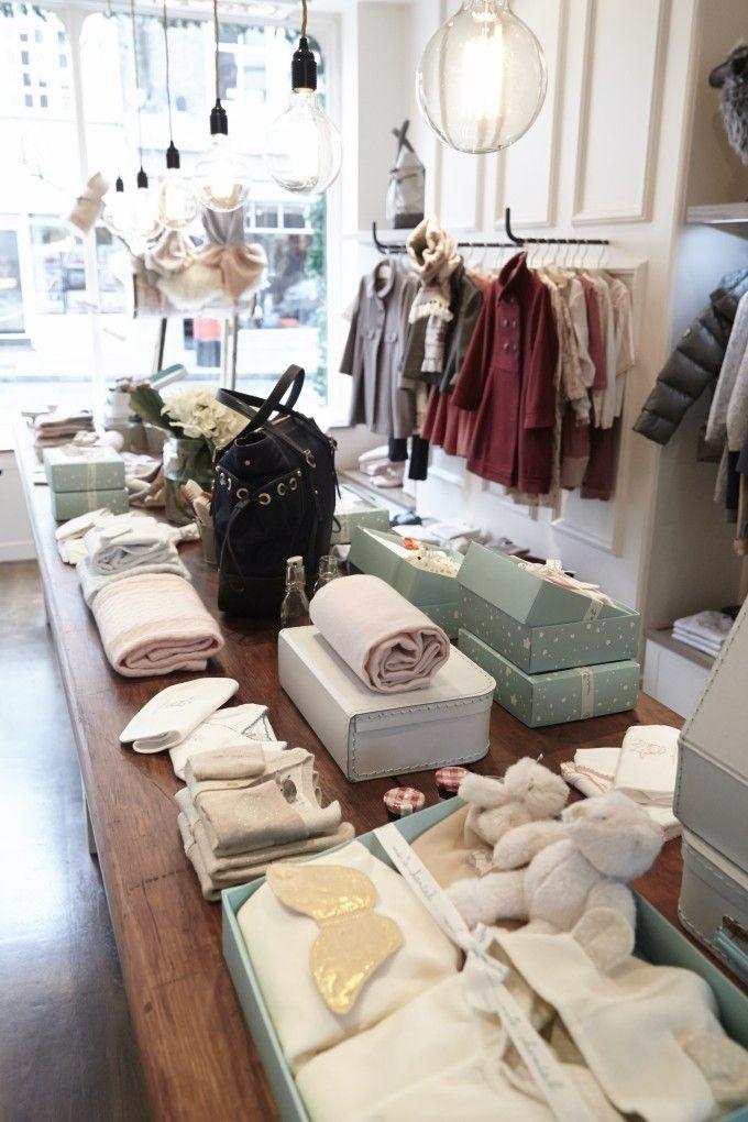 Marie Chantal Walton Street Boutique