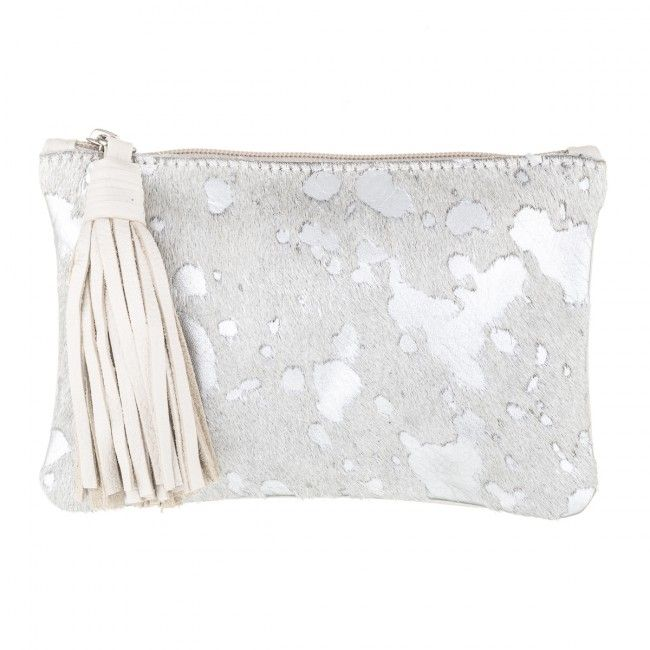 Chloe Silver Clutch available from Difilia by Design www.difilia.net.au