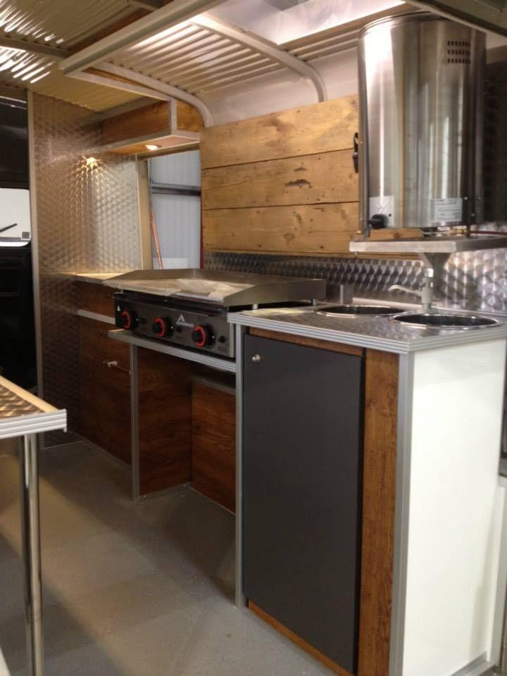 "Citroen H-Van - Argentine Grill ""Street Food"" Conversion - Towability"
