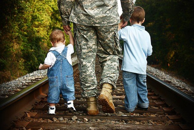 the effects of deployment on military War-related separations challenge families in many ways the worry and  uncertainty associated with combat deployments provokes anxiety in family  members.