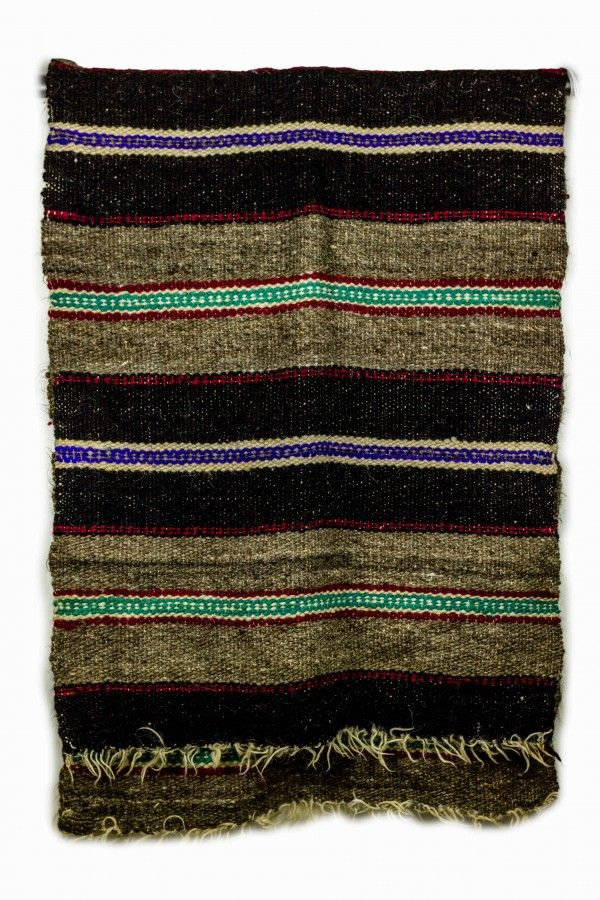 Traditional Carpet Romanian Woven Wool Vintage Rugs Rustic DecorFolkage