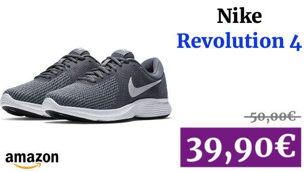 Increíble Día del Niño Retirarse  Nike Wmns Revolution 4, Zapatillas de Deporte para Mujer #DeporteYAireLibre  ✏ #vadegangas #Amazon #ZapatillasDeDeporte… | Zapatillas deportivas, Nike,  Zapatos nike