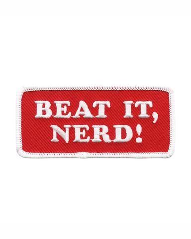 Beat It, Nerd! Patch