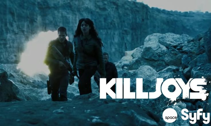 KILLJOYS Season 2 Sneak Peek Trailer