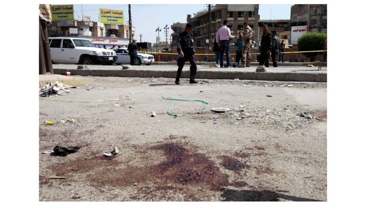 Suicide bombers kill at least 17 people and wound more than 50 in Shia areas of Iraq's capital Baghdad, in two attacks claimed by the so-called Islamic State.
