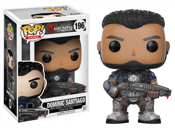 #transformer pop games: gears of war - dominic santiago