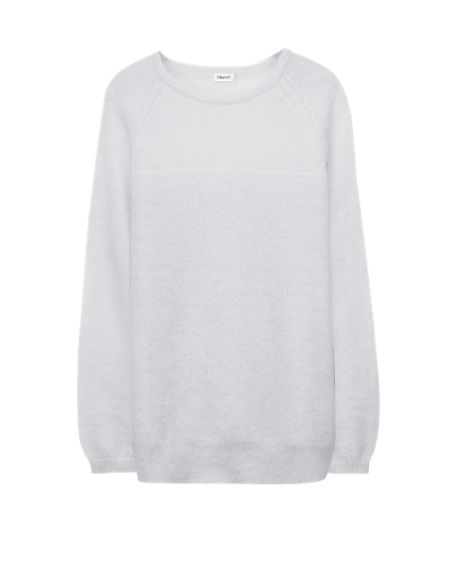 Light Mohair Rib Pullover - Knitwear - Woman - Filippa K