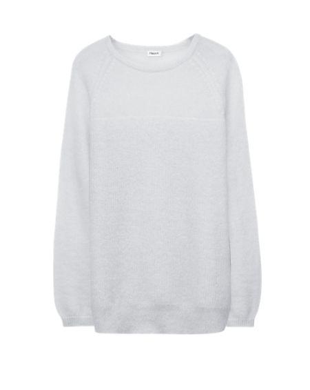 Light Mohair Rib Pullover - Knitwear - Woman - Filippa K