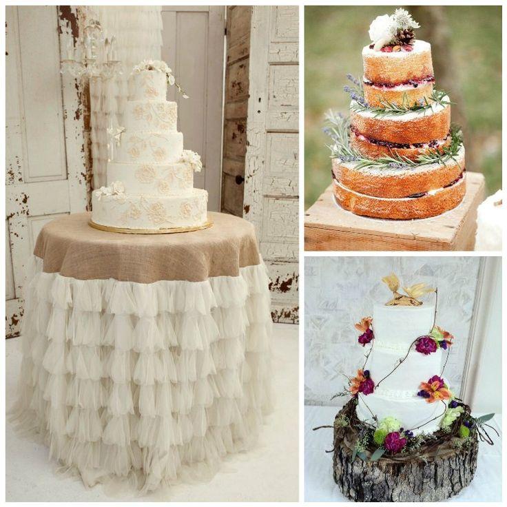 Simple Wedding Table Ideas: Simple Rustic Wedding Ideas