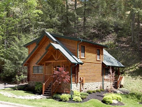 gatlinburg cabin lovin it 1 bedroom mountain cabin ideas rh pinterest com
