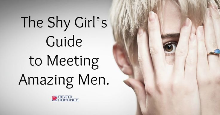 a shy girl guide to dating