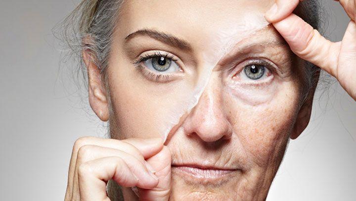 Muda la piel de tu rostro de 50 años por una de 20 años, libre de arrugas, el secreto está en la despensa de tu cocina a la palma de tu mano.