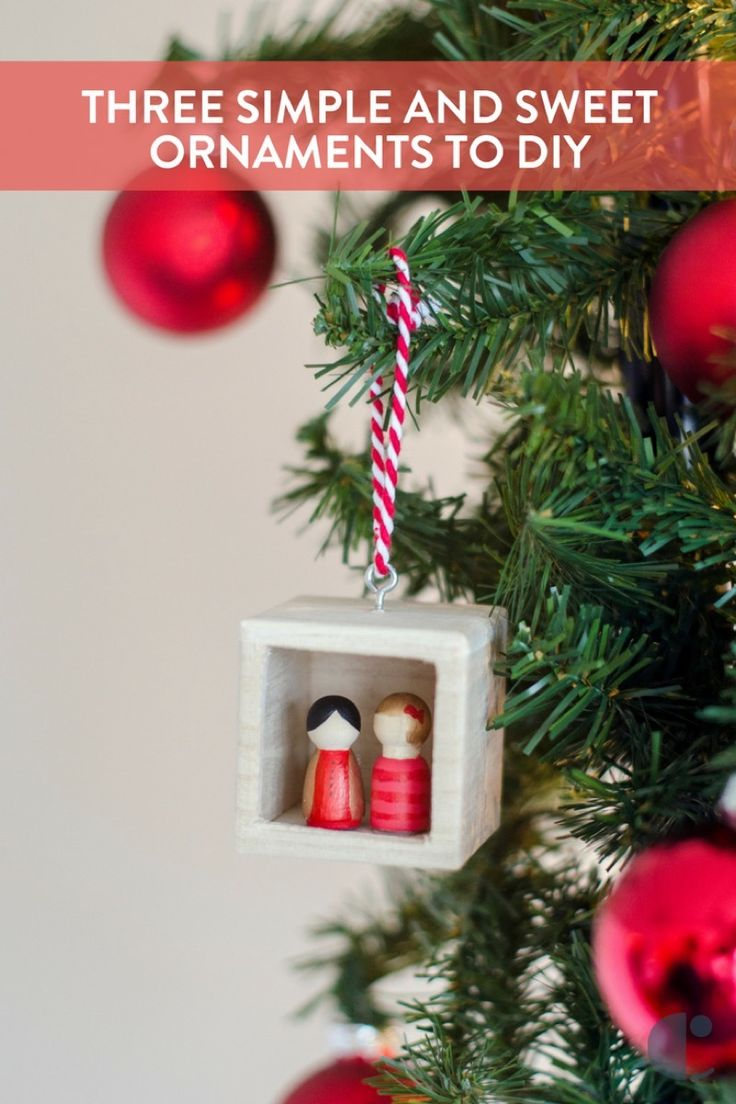 Three simple ornaments to make using the Dremel Combo Kit! #sponsored @homedepot