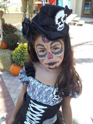 52 best Day of the dead halloween makeup images on Pinterest ...