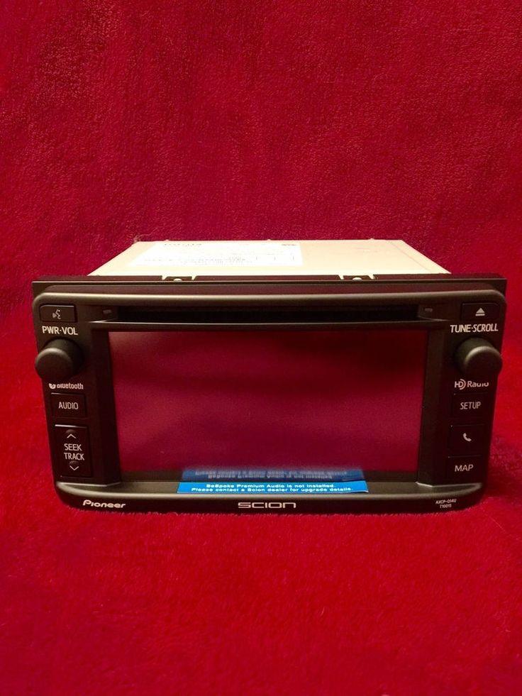 2008-16 Scion XB, XD, TC, FRS CD Pioneer Radio w/ Bluetooth OEM (PT546-00140) #Pioneer